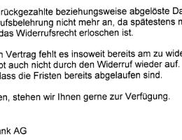 Restschuldversicherung Zuruckfordern Seite 18 Geld Zuruck Finanztip Forum